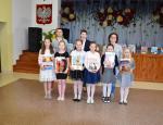 XXXV Konkurs Recytatorski im. Kornela Makuszyńskiego-etap gminny