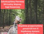 Wirtualny Majowy Rajd Rowerowy