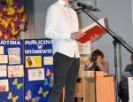 Jubileusz 70-lecia Działalności Gminnej Biblioteki Publicznej w Wiśniewie
