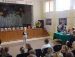 """Konkurs recytatorski """"Polscy autorzy dzieciom"""""""