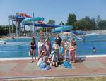 Wyjazd do parku wodnego w Łukowie