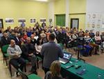 """Konferencja """"Czyste powietrze"""" w Gminie Wiśniew"""